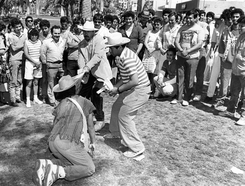 9 ES Salvadoreñx Political Activism in the 1980s