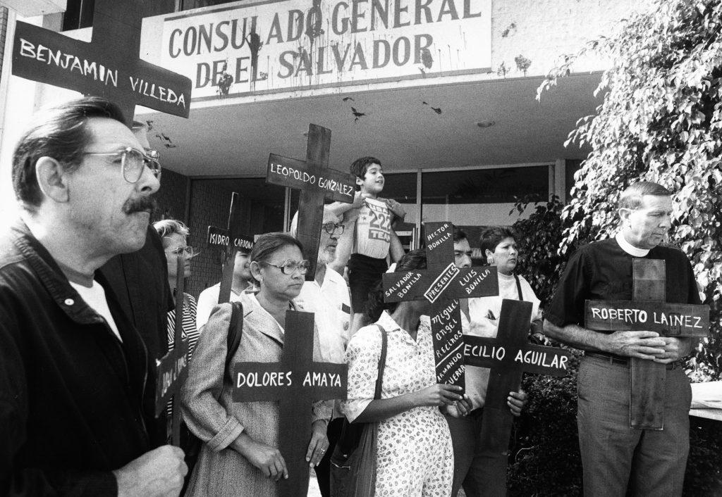 9ES.2 Praying for civil rights in El Salvador