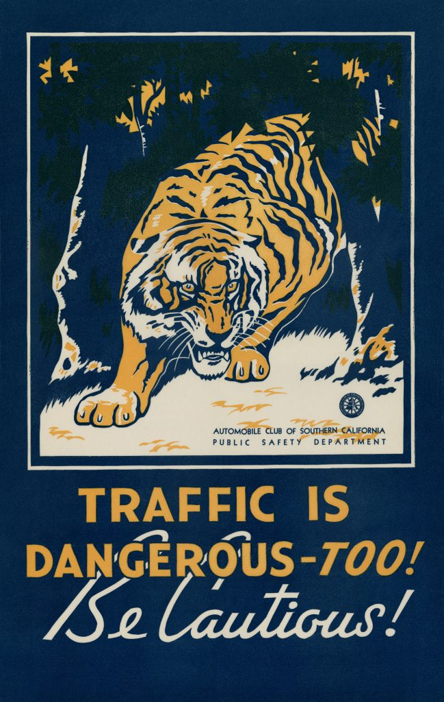 Traffic is Dangerous Too-Be Cautious!