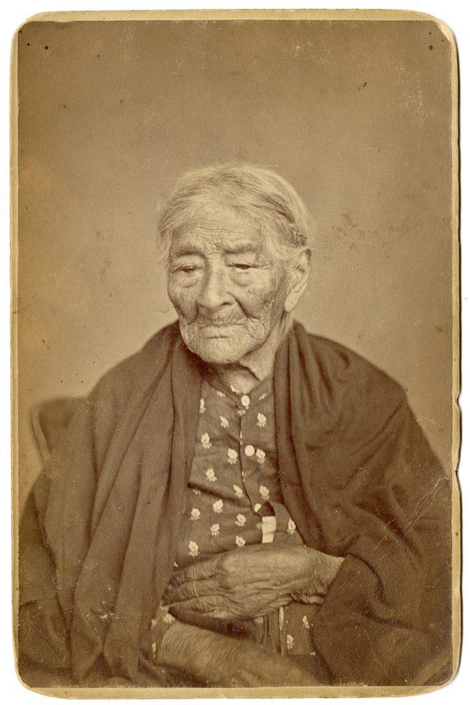 Portrait of Eulalia Perez de Gien