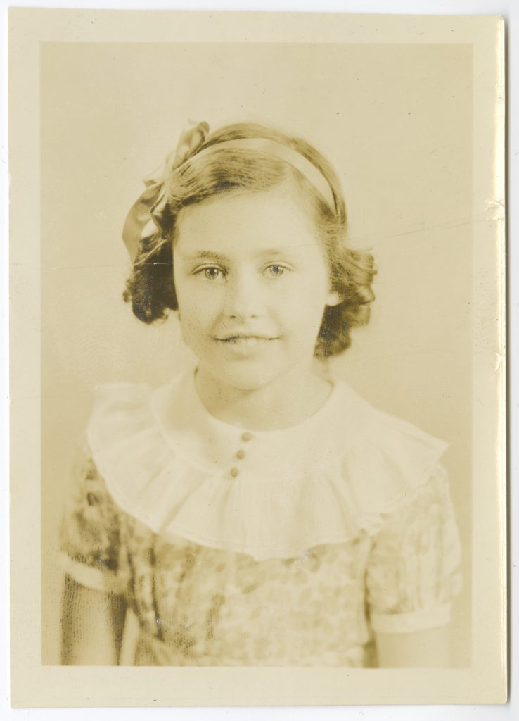 Charlotte Eliza Gabriella, age 9 years