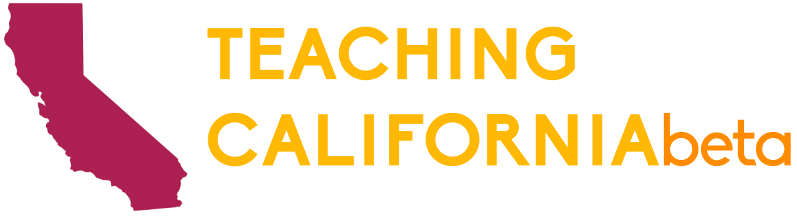 Teaching California Logo