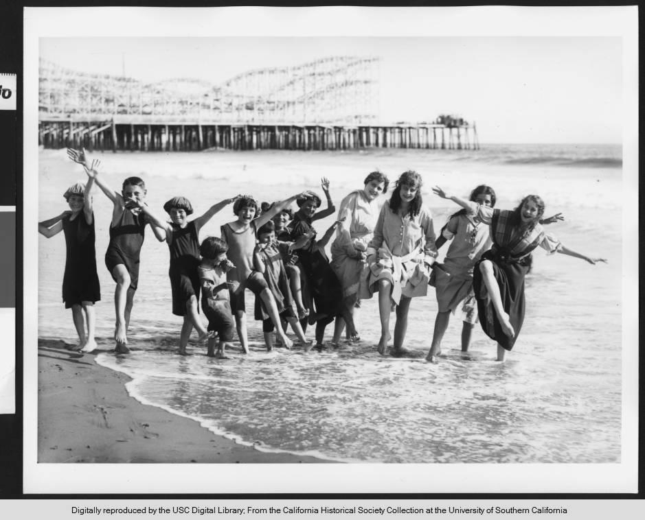 Teaching California, An Origin Story