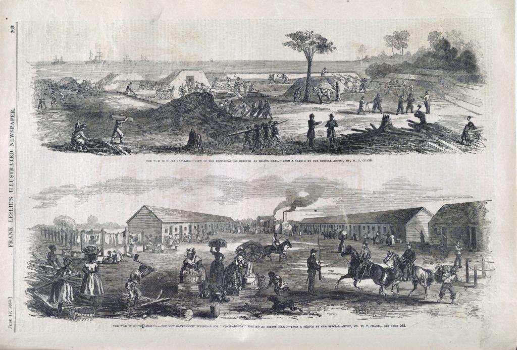 8.10.5 The War in South Carolina