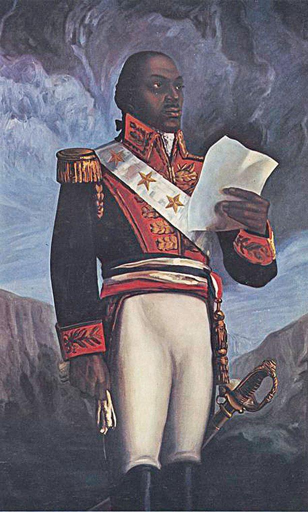 10.2b.6 Général Toussaint Louverture (1743 – 1803)