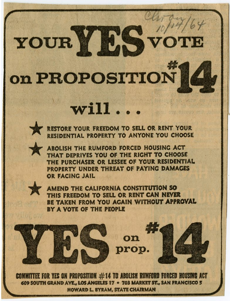 12AD.3.6 Yes on Proposition #14
