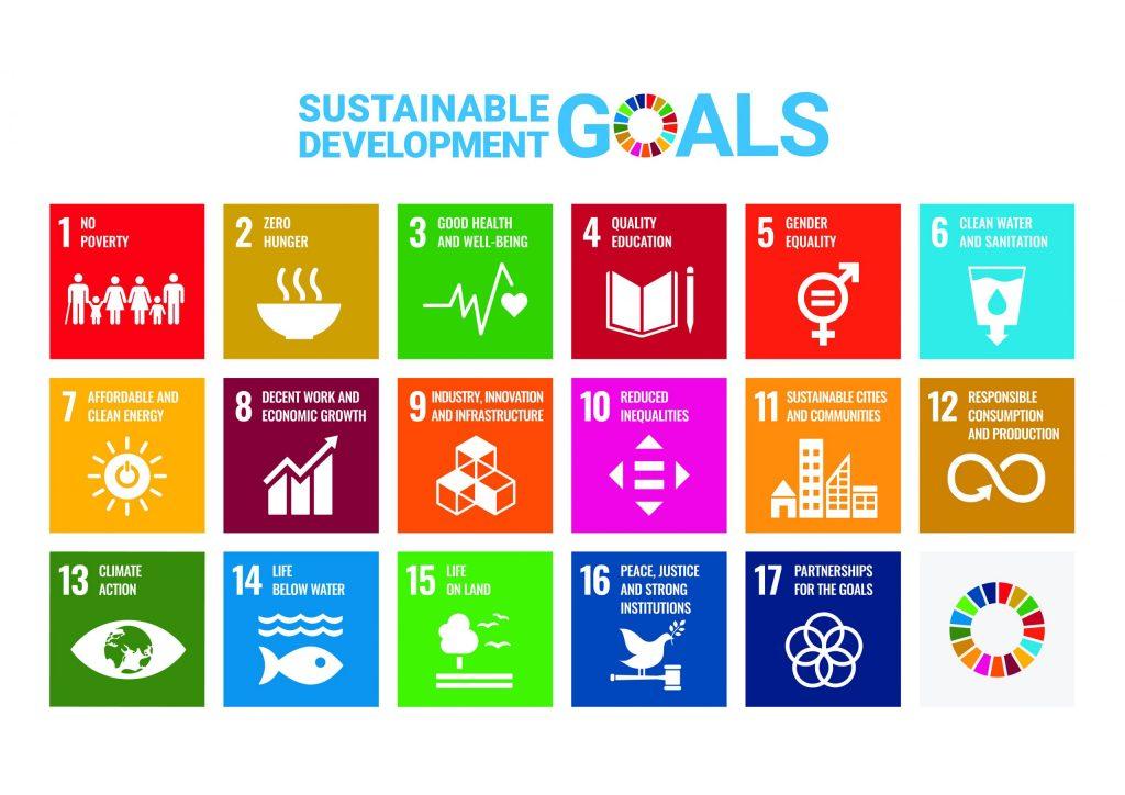 12E.1.10 Global Goals for Sustainable Development