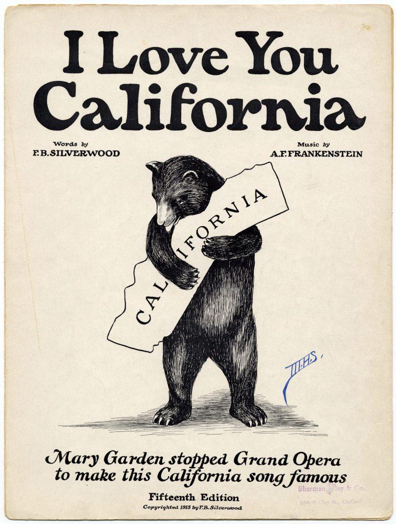1.3.3 I Love You California