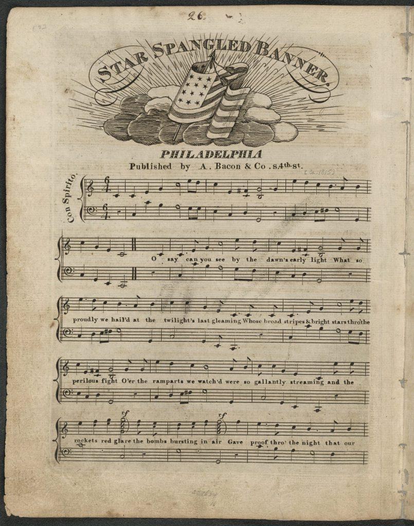 1.3.4 Star Spangled Banner