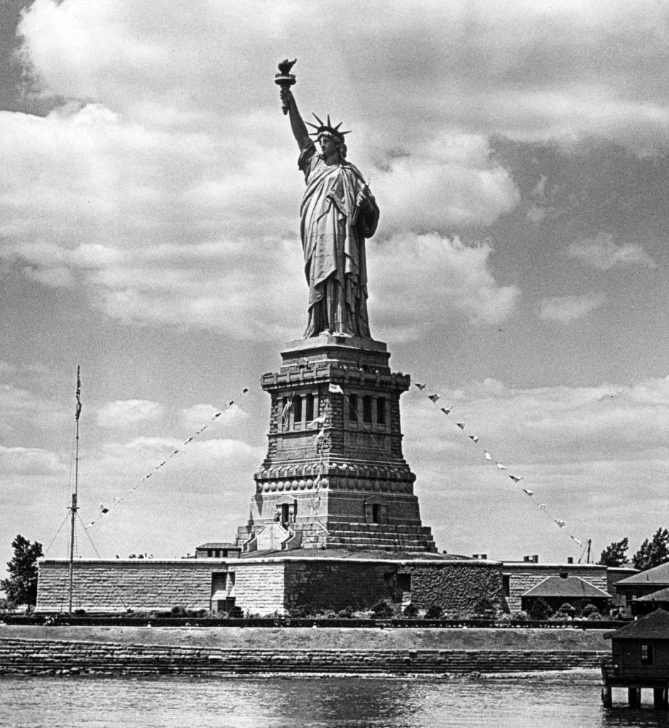 1.3.6 Statue of Liberty, Bedloe's Island, New York Bay