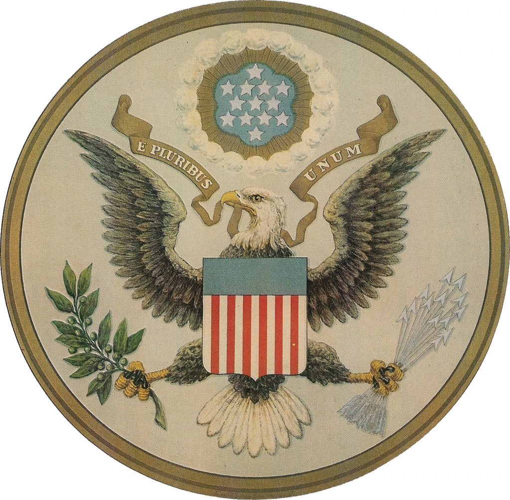 1.3.8 Great Seal of the United States (Graham Lithograph)