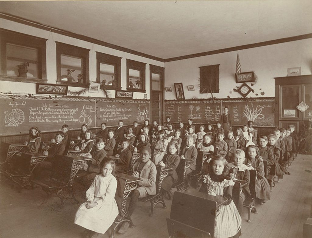 1.4.3 Emerson School, Interior
