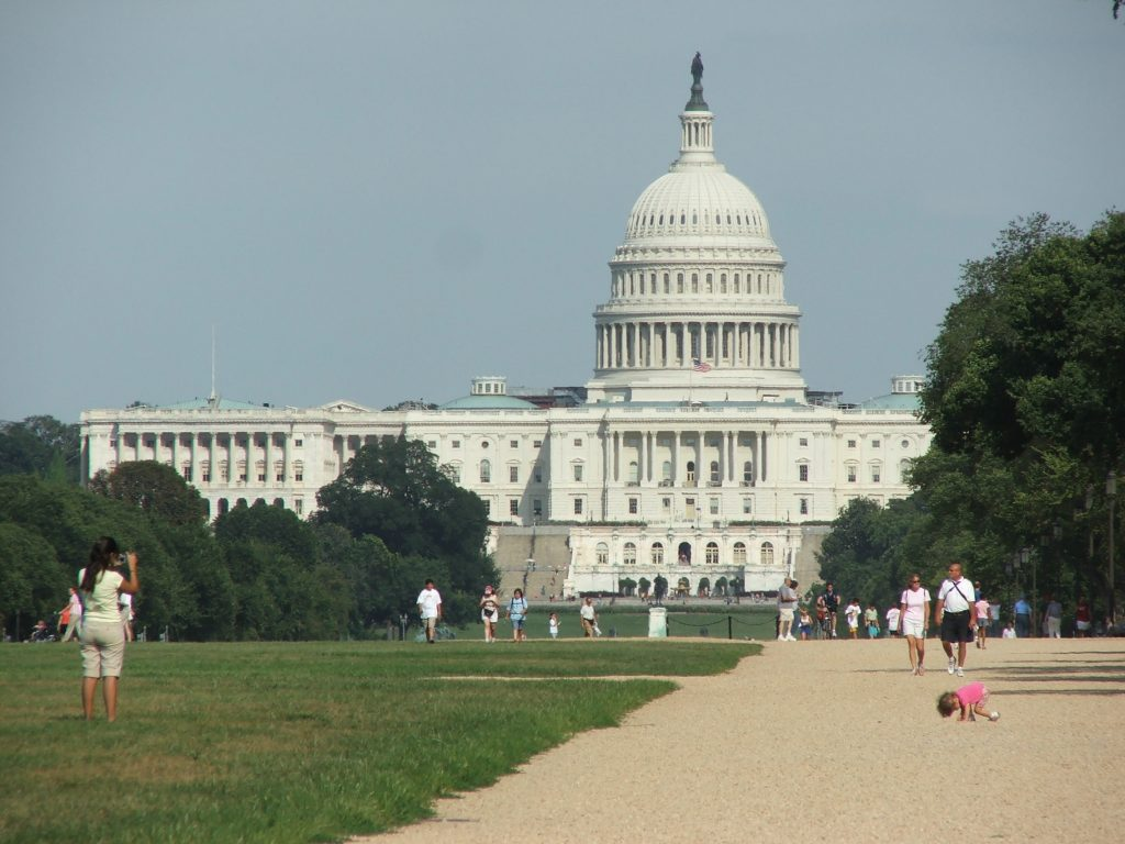 2.3.1 George Washington Memorial Parkway – View of U.S. Capitol