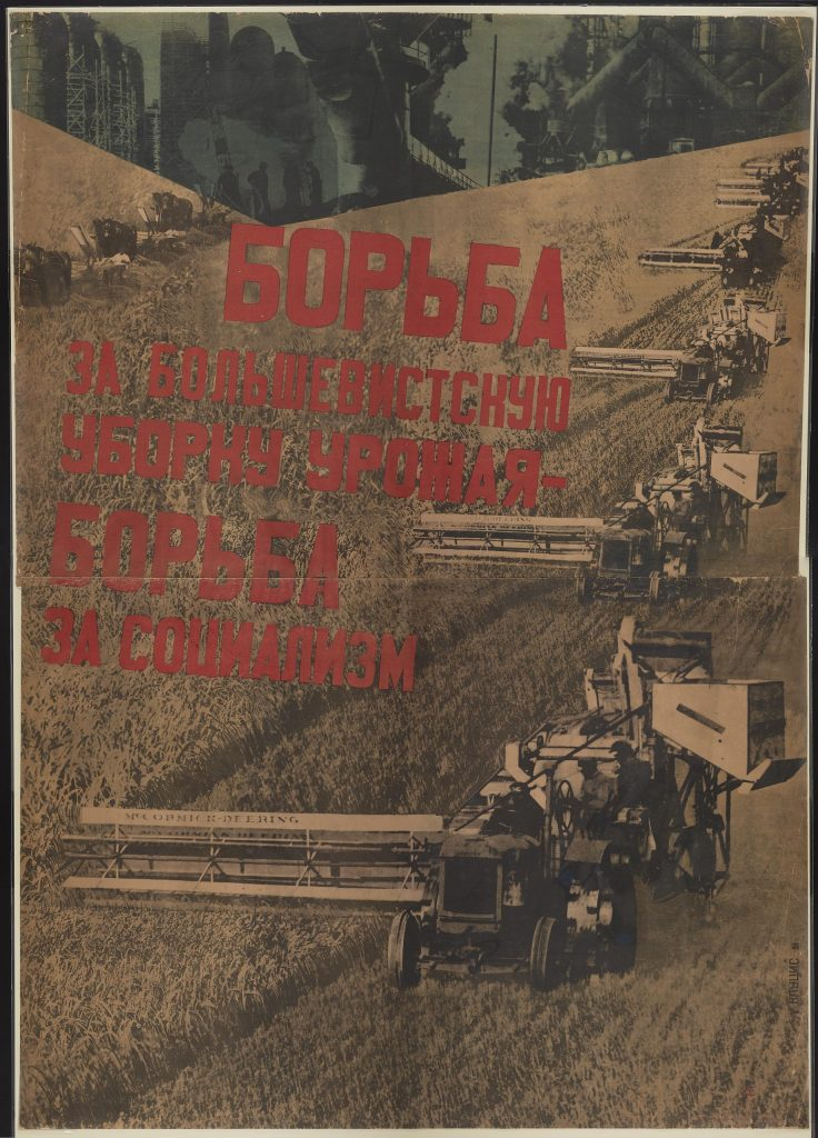 10.7.2 The fight for the Bolshevik harvesting of the crop is the fight for socialism