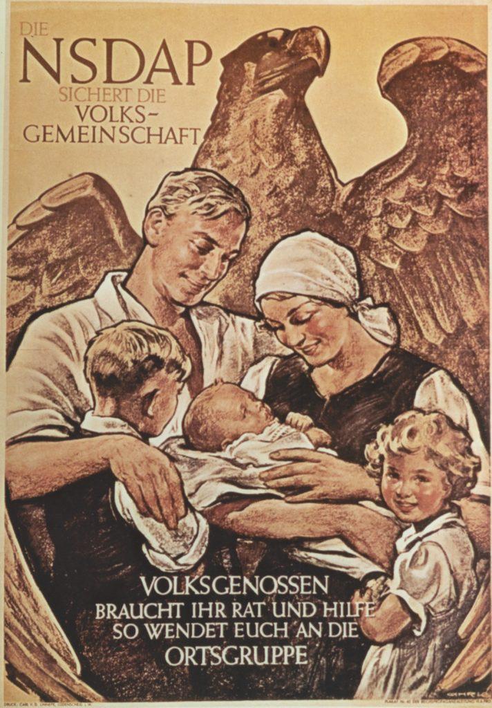 10.7.4 Die NSDAP sichert die Volksgemeinschaft